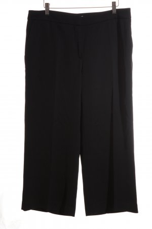 H&M 7/8 Length Trousers black casual look