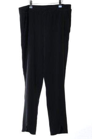H&M Pantalon 7/8 noir style décontracté