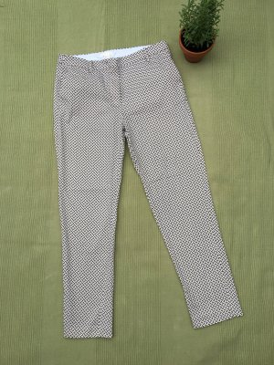 H&M 7/8 Hose, Pastellrosa mit Schmetterlingsmuster (38)