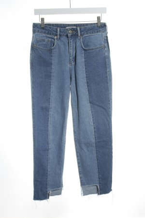H&M 7/8 Jeans blau Casual-Look