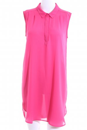 H&M A-Linien Kleid pink Casual-Look