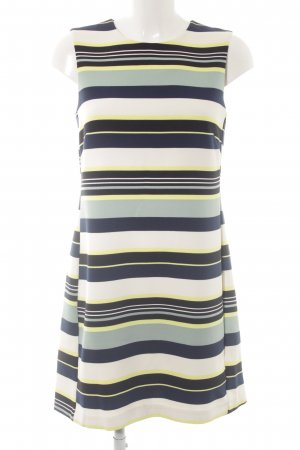 H&M A-Linien Kleid Streifenmuster Casual-Look