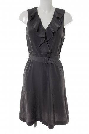H&M Abendkleid grau Elegant
