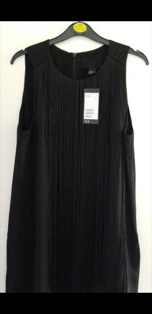 HM Evening Dress black