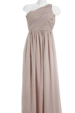 H&M Abendkleid nude Elegant