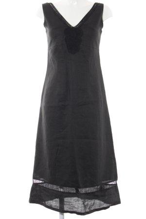 H&M Avondjurk zwart elegant