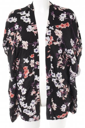 H&M ärmellose Bluse florales Muster Beach-Look