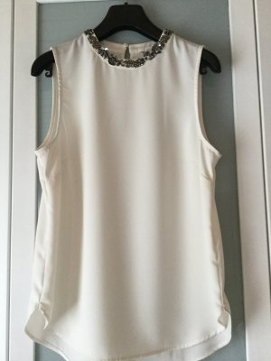 H&M Ärmellose Bluse/Top
