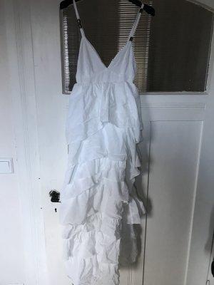 H&M Maxi abito bianco Cotone