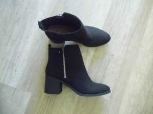 H&M Ankle Boots Blockabsatz nur einmal getragen