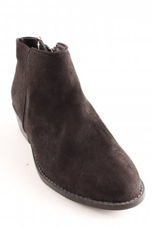 H&M Ankle Boots schwarz Casual-Look