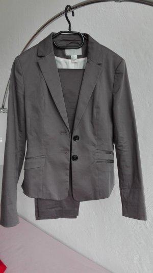 H&M Tailleur-pantalon multicolore