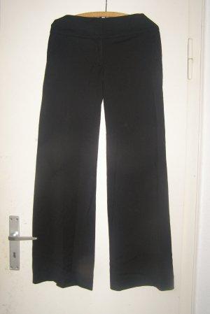 H&M Anzug-/Stoffhose mit weitem Bein S Marlene palazzo