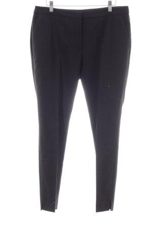 H&M Anzughose schwarz klassischer Stil