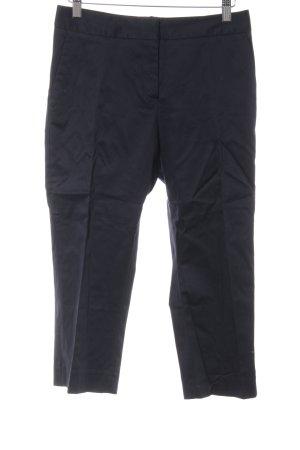 H&M Anzughose dunkelblau Casual-Look