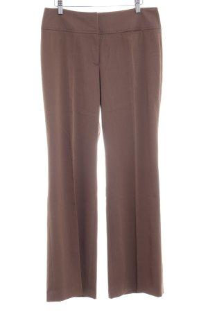 H&M Pantalone da abito marrone chiaro stile professionale