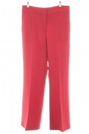 H&M Suit Trouser red business style