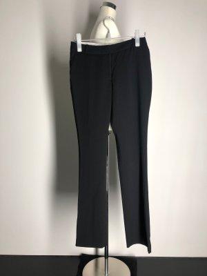H&M Pantalone da abito nero Poliestere