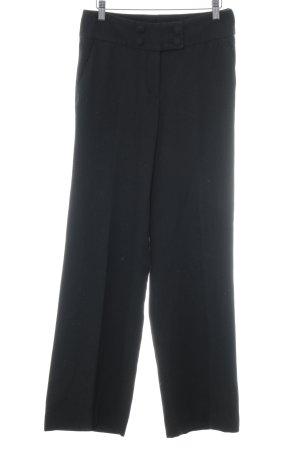 H&M Anzughose schwarz Elegant