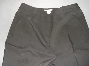H&M Anzughose schwarz Gr 38