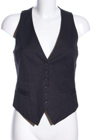 H&M Gilet de costume noir élégant