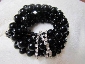 H&M Armband Perlen Strass wie neu Blogger