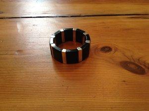 H&M-Armband Silber und Schwarz, modern