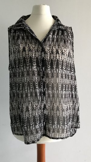 H&M Armellose Bluse Gr.36