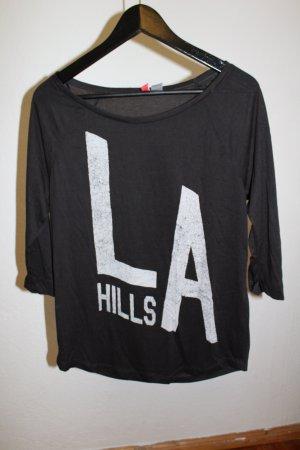 "H&M Athletic Shirt ""LA Hills"" Divided Sport"