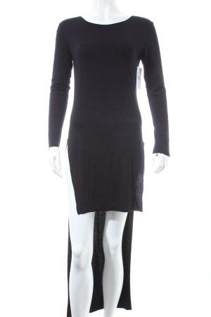 H.M.B.D. Longshirt schwarz Casual-Look