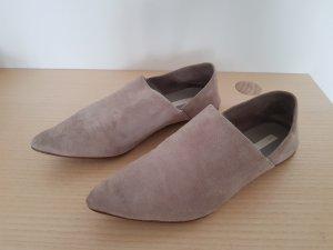 H&M Babouche gris clair-gris