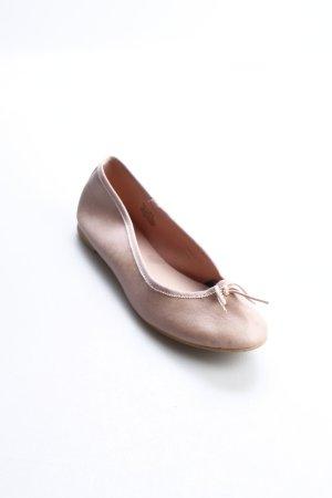 H&M Ballerinas altrosa klassischer Stil