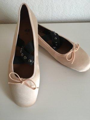 H&M - Ballerinas mit Gummiband