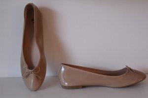 H&M Ballerinas neu süß Gr 40 41 Flaties Schuhe Damenschuhe