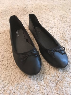 H&M Ballerinas schwarz