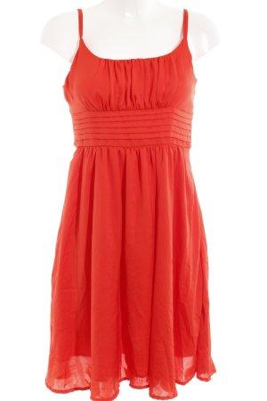 H&M Robe de bal rouge style romantique