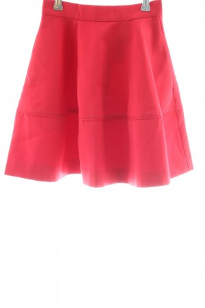 H&M Balloon Skirt red casual look