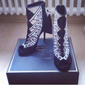 H&M balmain Schuhe Boots Stiefel Stiefeletten Steine 41 Neu
