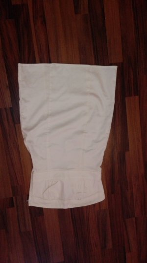 H&M Bandeau Kleid gr. 36 weiß