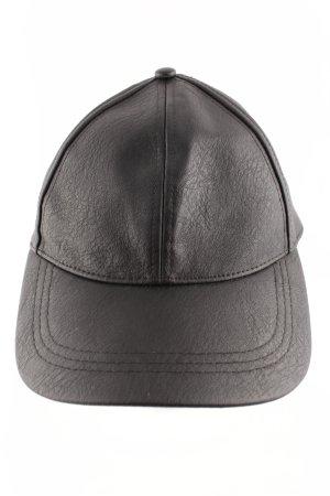 H&M Baseball Cap black casual look