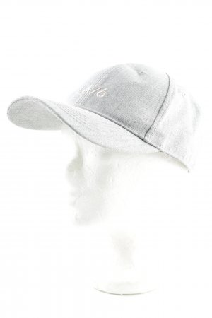 H&M Baseball Cap grey casual look