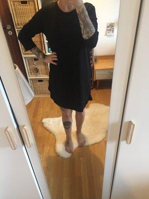 H&M Basic Oversize Kleid Shirt Retro Rockabilly Gothik WGT