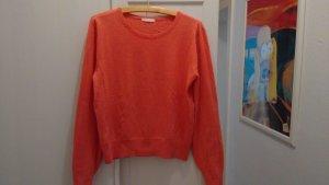 H&M Basic Pullover koralle S