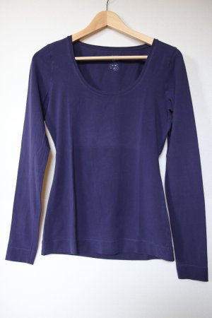 H&M Basic-Pullover lila