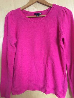 H&M Basic Pullover pink Gr. M