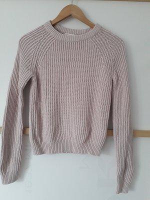 H&M Crewneck Sweater pink