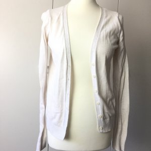 H&M Basic Strickjacke Gr. S beige cardigan