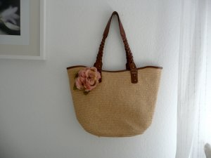 H&M Carry Bag brown