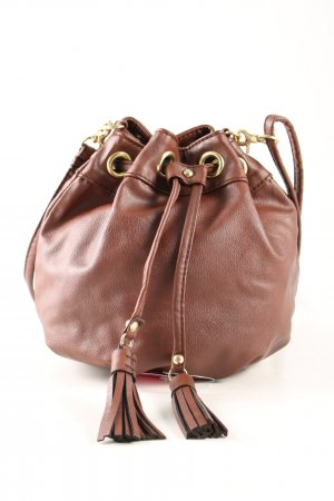 H&M Pouch Bag brown casual look