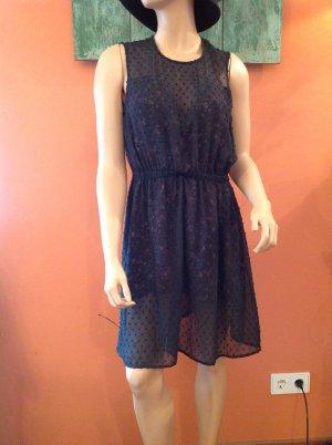H&M Blaues Sommerkleid